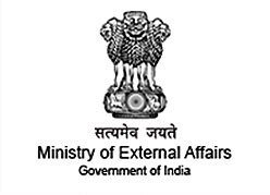 Ministry of External Affairs job