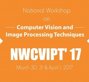 National Workshop on Image and Video Processing Techniques [March 30-April 1, Coimbatore]: Apply by March 22