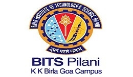 JOB POST: Junior Research Fellow/Project Assistant @ BITS Pilani, Goa Campus: Apply by May 30