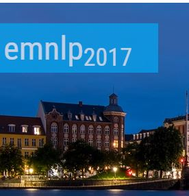 Call for Papers: EMNLP 2017: Conference on Empirical Methods in Natural Language Processing [Sept 7–11, Copenhagen, Denmark]: Submit by April 14