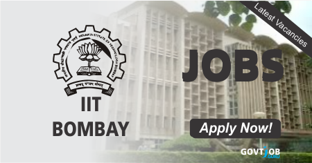 JOB POST: Project Research Assistant @ Industrial Research & Consultancy Centre, IIT Bombay: Apply by April 19