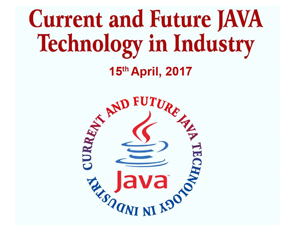 VIT University's Workshop on Current and Future Java Technology in Industry [Vellore, April 14]: Register by April 13