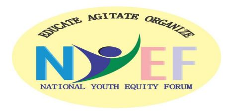 Internship Opportunity @ National Youth Equity Forum for 12th (passed) Students [June 1-30]: Apply by May 5