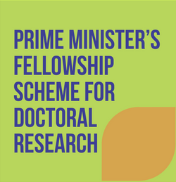 Prime Minister's Fellowship Scheme for Doctoral Research 2017 [100 Projects]: Stipend of Rs. 8.7 Lakhs/Annum: Applications Open