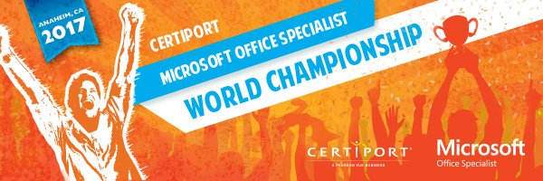 Microsoft Office Specialist World Championship 2017: Cash Prize of Rs. 7.7 Lakhs, Register by June 15