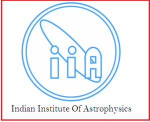 JRF Theoretical astrophysics IIA Bangalore