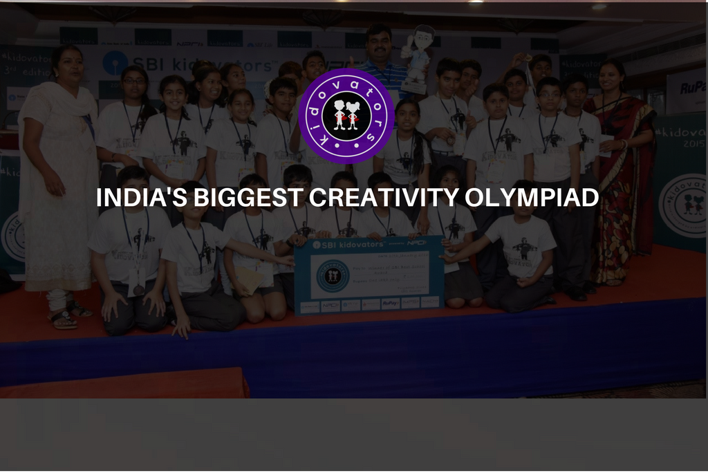 Kidovators Creativity Olympiad : The Erehwon Challenge, Bangalore: Scholarships worth Rs. 12.5 Lakh, Apply by Sep 25