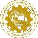 NIT Hamirpur summer training internship 2018