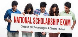 National Scholarship Exam for School and College Students: Apply by September 30