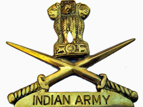Indian Army Territorial Officer
