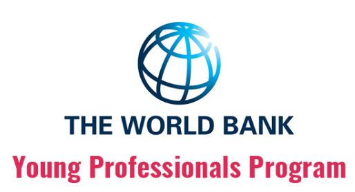 World Bank Young Professionals Program (YPP): Apply by July 28