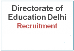 JOB POST: Panel of Guest Teachers by Government of NCR, Directorate of Education: Apply by June 15: Expired