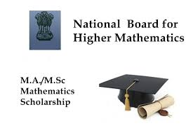 NBHM Scholarship for M.Sc/M.A Mathematics Students [Exam on Oct 19]: Register by Aug 25