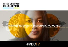 peter drucker essay competition 2017