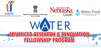 IUSSTF Water Advanced Research & Innovation Fellowship & Internship Program in USA: Apply by Sept 30 [Fully Funded]: Expired
