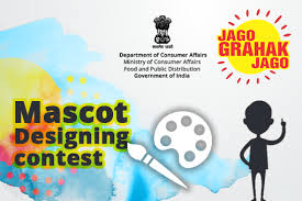 """Government of India's Mascot Designing Contest for Consumer Awareness for """"Jago Grahak Jago"""" Campaign: Submit by July 28"""