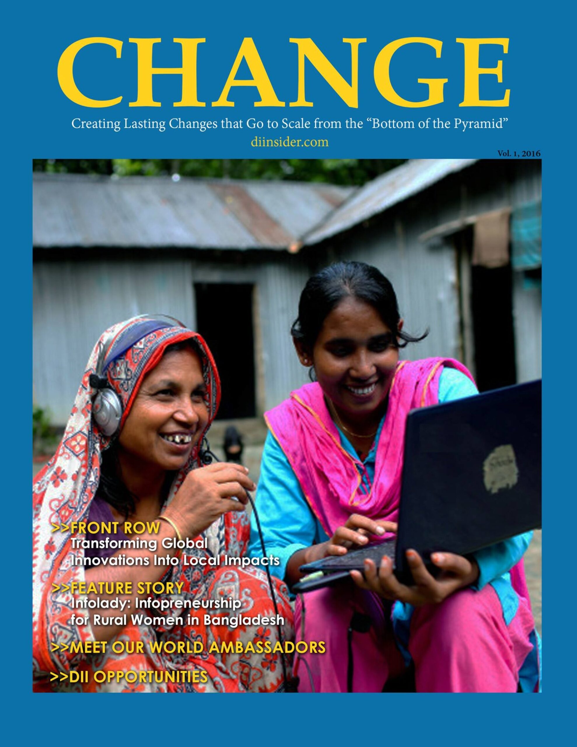 Call for Papers: Change Magazine; Prizes worth Rs. 12,000 : Submit by Sept 5