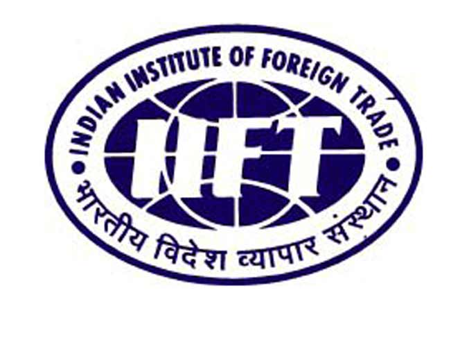 IIFT Delhi conference Ecommerce Linkage with Services Investment