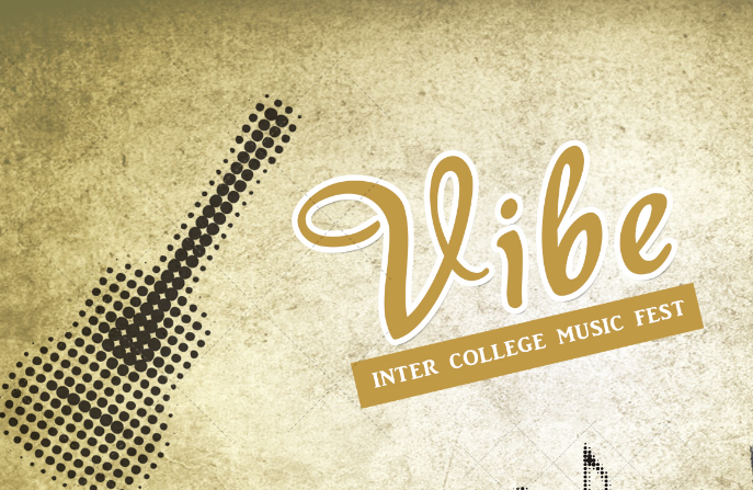 VIBE Inter-Collegiate Music Fest 2017; Prizes worth Rs 18,000 [Erode, Tamil Nadu, Sep 7]: Register by Aug 16: Expired