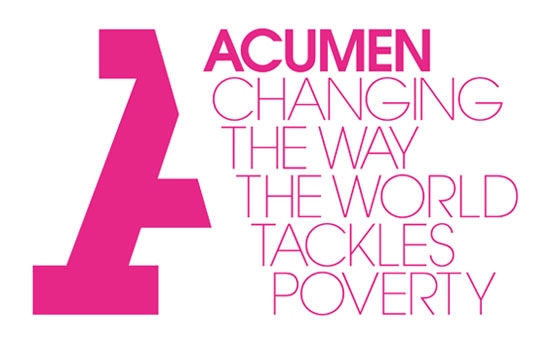 Acumen Fellowship 2018, Leadership Development & Cultivating Tomorrow's Social Changemakers: Apply by Sep 7