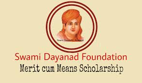 Swami Dayanand Foundation Scholarship for Engineering/Medical Students; 200 Scholarships, Upto 1 Lakh/Annum: Apply by Sep 30