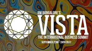 IIM Bangalore Young Leaders' Summit 'Vista' [Sep 22-24]: Submit by Sep 5