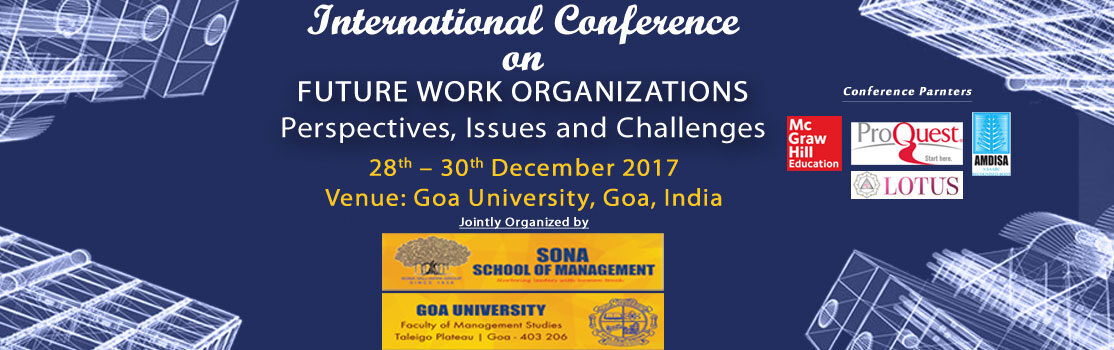 Conference Future Work Organizations