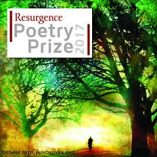 Resurgence Poetry Prize 2017: International Ecopoetry Competition, Prizes Worth Rs. 6 Lakhs: Submit by Aug 17