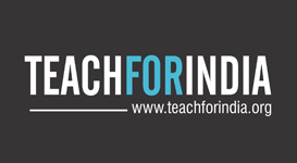 campaign leader teach for india 2018