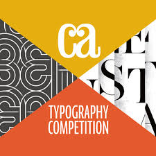 commarts 2018 typography competition