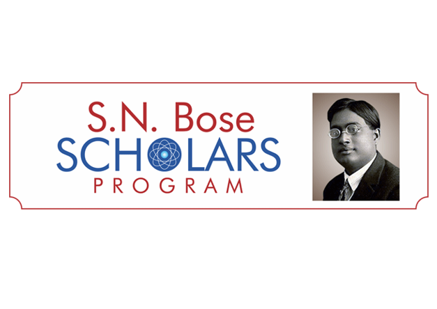 SN Bose scholarships