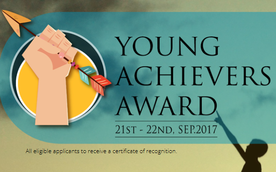 Young Achievers Award by Vision India Foundation: Apply by Sep 14: Expired