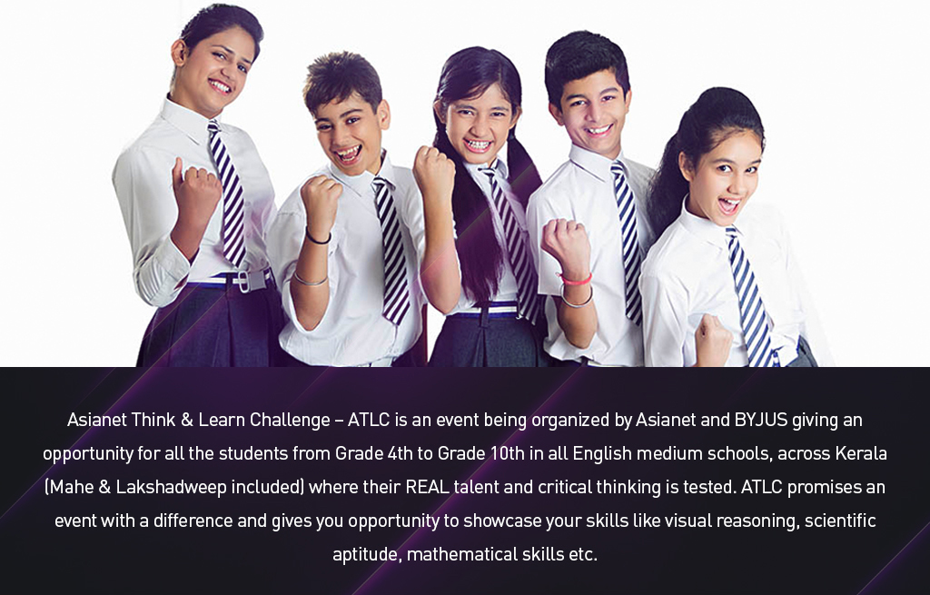 Asianet Think & Learn Challenge for School Students [Kerala]; Trip to NASA + Prize of Rs. 2 Lakhs: Registrations Open