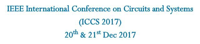 IEEE Conference circuits systems
