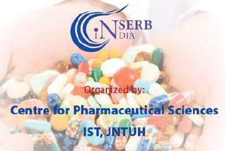 Call for Posters: Emerging Trends and Innovations in Pharmaceutical Science @ JNTU, Hyderabad [Oct 12-13]: Submit by Oct 5