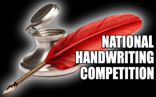 National Handwriting Competition 2017