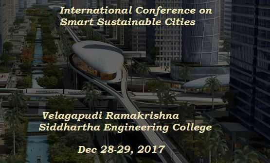 smart sustainable cities conference