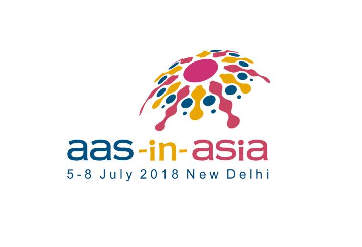 CFP: Association for Asian Studies (AAS) & Ashoka University's 5th AAS-in-ASIA Conference [July 5-8, New Delhi]: Submit by Nov 30