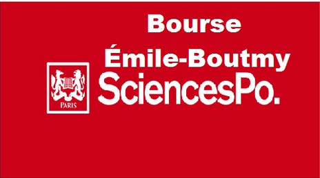 Sciences Po International Research University's Emile-Boutmy Scholarship [France]: Apply by Jan 3: Expired