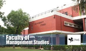 faculty management studies mba admission 2018