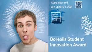 Borealis Student Innovation Award 2017-18