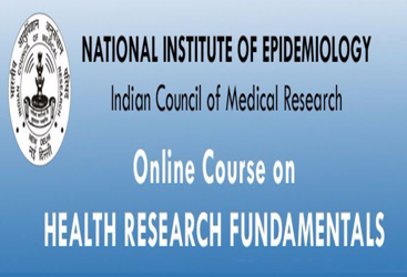 Online Certification Health Research Fundamentals