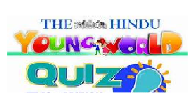 The Hindu Young World Quiz Competion