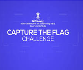 Capture The Flag Challenge by NITI Aayog [Prizes Worth Rs.50K]: Register by Jan 10