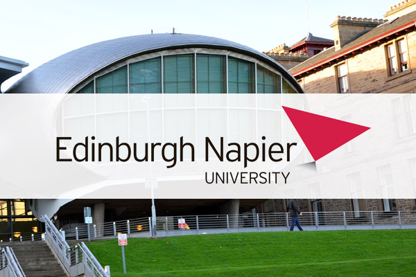 Edinburgh Napier University Scholarship UK