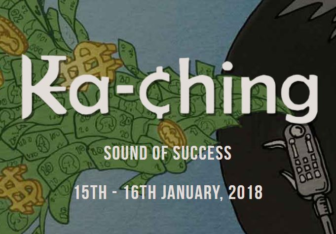 Ka Ching'18, Cultural Fest by Narsee Monjee Institute for Management Studies, Mumbai [Jan 15 -16]: Registrations Open