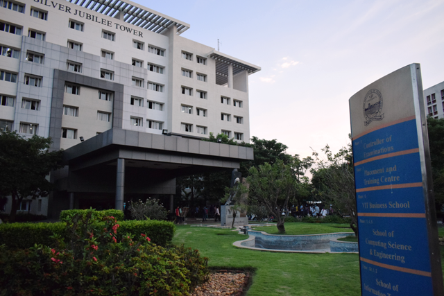 MBA Admission 2018 @ VIT Business School Vellore, Chennai Campus: Apply by March 15: Expired