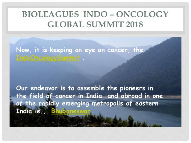 GOS invites abstract topic oncology