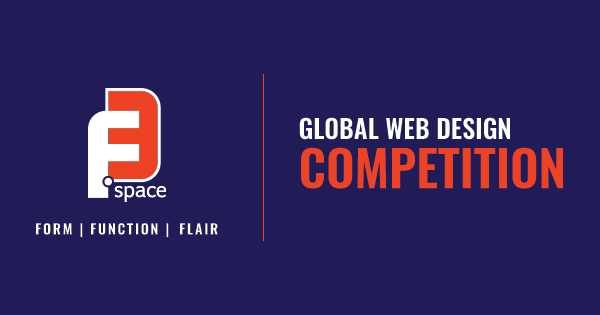 F3 Global Web Design contest
