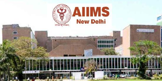 AIIMS Delhi Nursing jobs